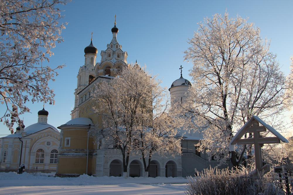 Свято-Благовещенский епархиальный Киржачский женский монастырь